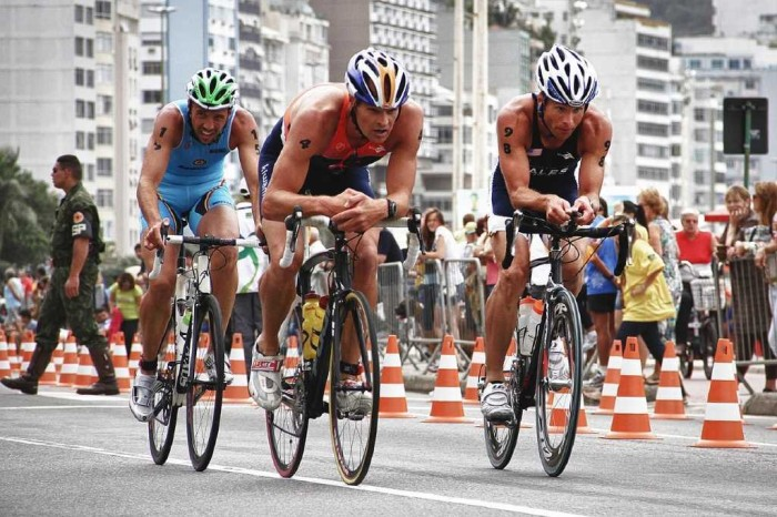 VO2 max cycle test